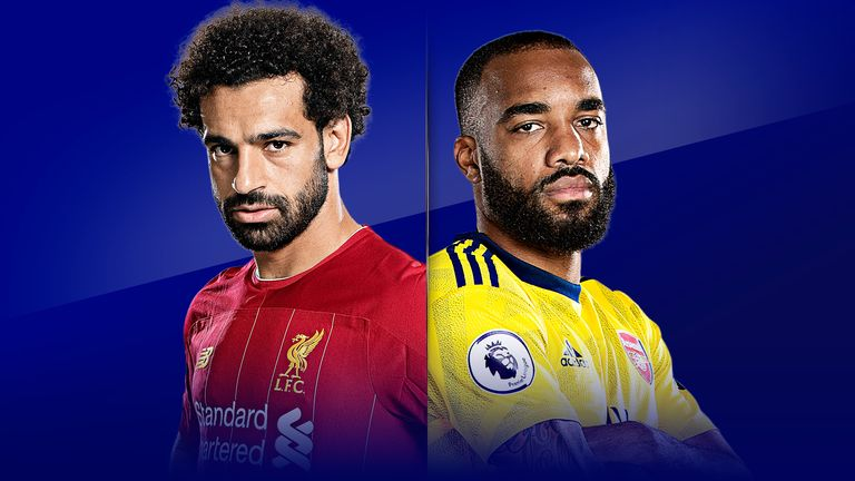 Live match preview - Liverpool vs Arsenal 24.08.2019