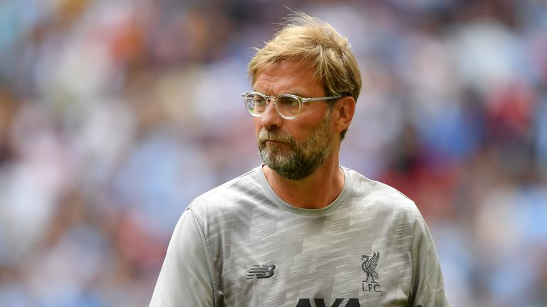 Jurgen Klopp moved for three squad players in the window