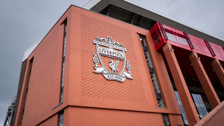 Liverpool are to allow existing plans to redevelop the Anfield Road stand to lapse