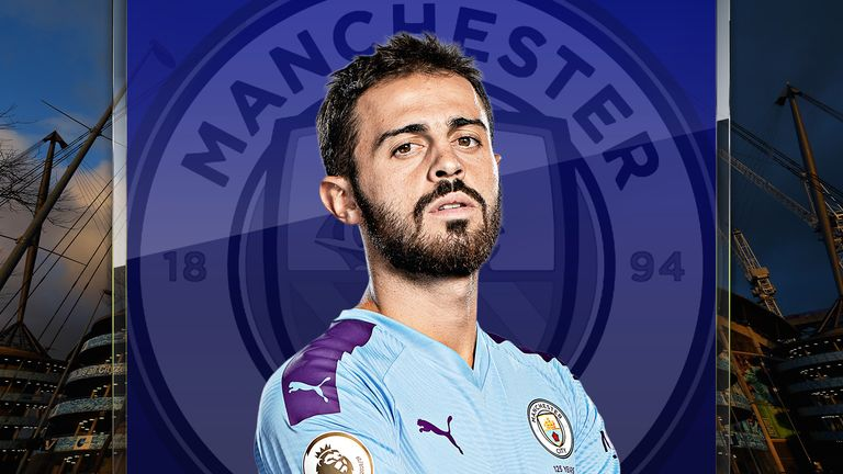 Bernardo Silva is Manchester City's player of the year