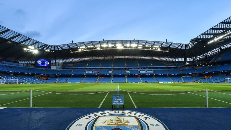 Manchester City were fined £315,000 but avoided a transfer ban