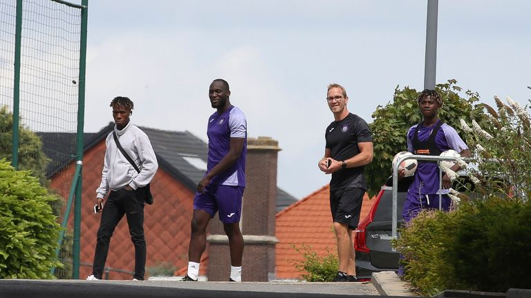 Lukaku has not featured for United in their pre-season campaign. Picture Credit: HLN