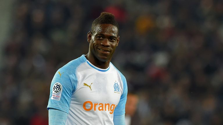 Mario Balotelli will join Brescia after leaving Marseille