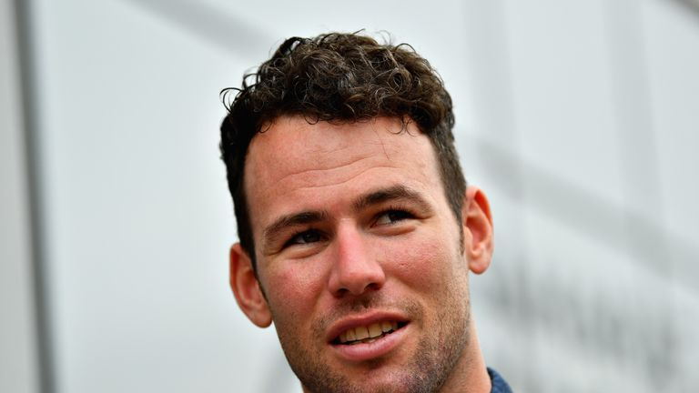Mark Cavendish named in GB squad for European Road Champs