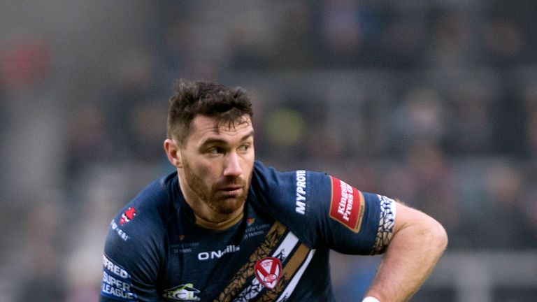 Smith has joined Warrington on loan from Catalans for the rest of the season