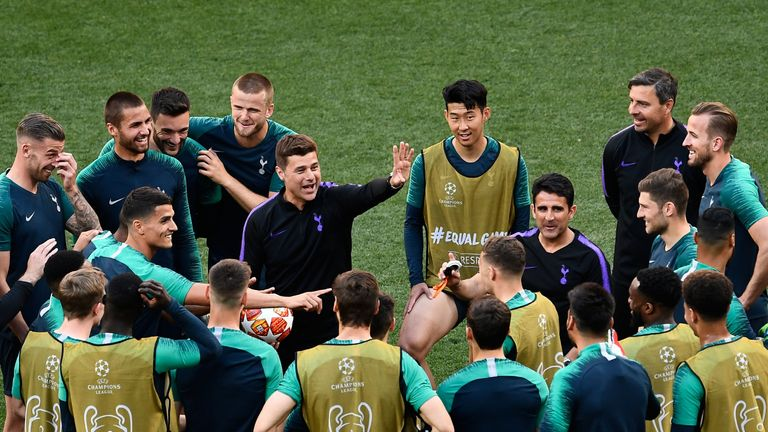 Mauricio Pochettino exclusive: Spurs manager's fascinating man