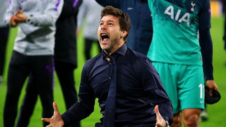 Mauricio Pochettino came close to leading Tottenham to silverware last season but just fell short