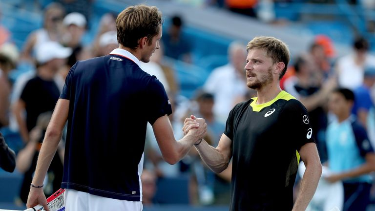 Medvedev winsCincinnati Masters title.