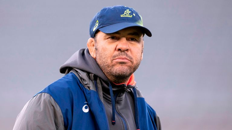 Michael Cheika has made key changes to the backline