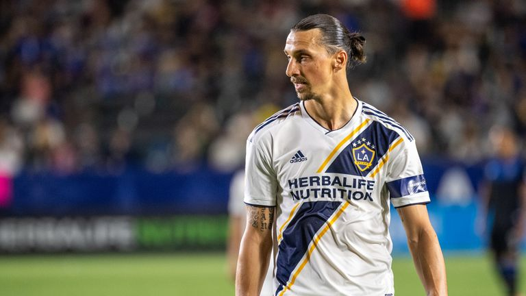 Zlatan Ibrahimovic believes the current MLS format does not promote a winning mentality.