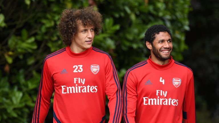 Image result for mo elneny