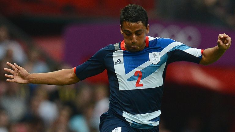 Neil Taylor was the only Asian-origin player in the Team GB squad at the London 2012 Olympics