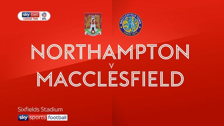 Northampton v Macclesfield