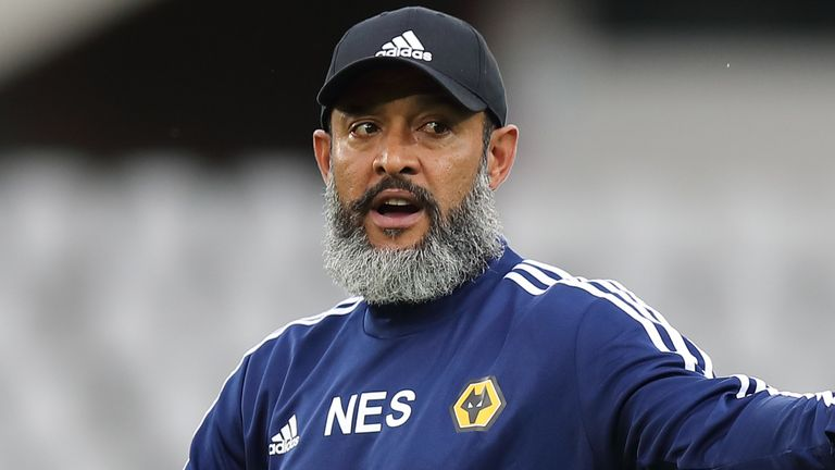 Nuno Espirito Santo says Portuguese referee gives Wolves no Europa League advantage