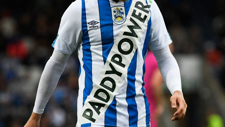Huddersfield's PR stunt with Paddy Power has not been welcomed by the FA