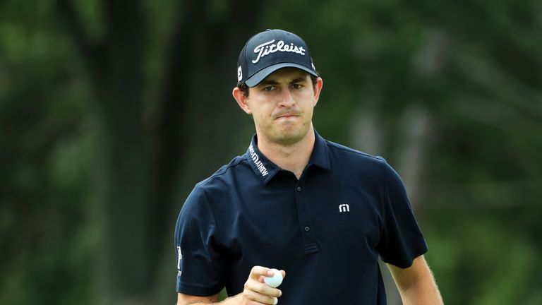 Cantlay was looking for a second victory of the season
