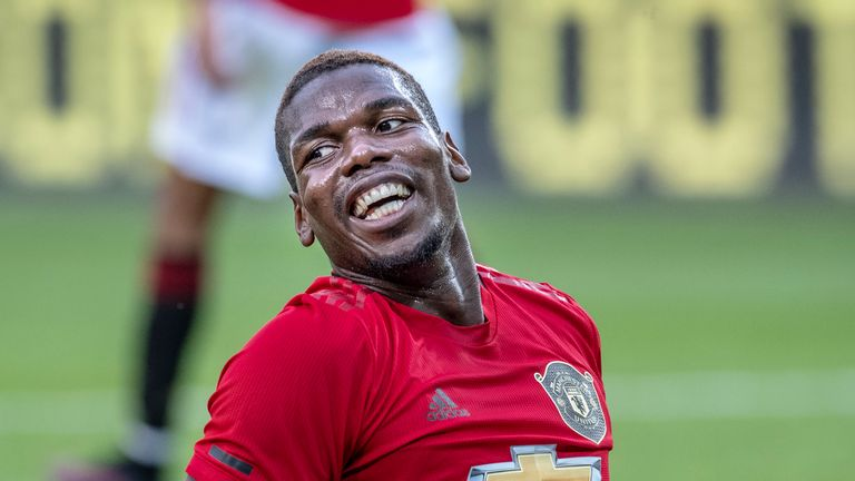 Manchester United will have 'laughed off' Real Madrid's bid for Paul Pogba, according to the Transfer Show panel