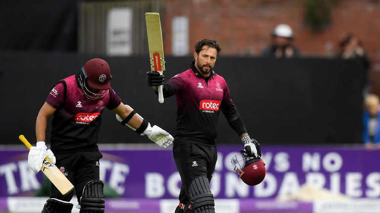 Peter Trego has amassed 18,461 runs and taken 632 wickets in his 617 appearances for Somerset, Kent and Middlesex.