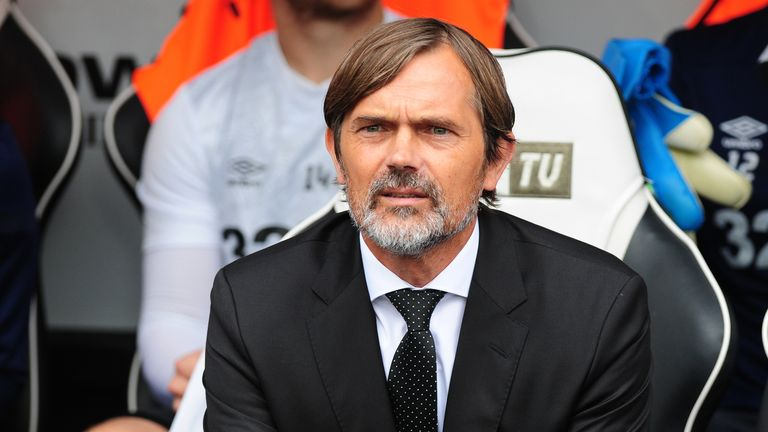 Derby boss Phillip Cocu