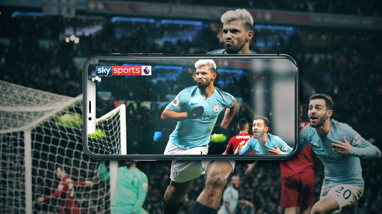 Premier League Goals And Highlights How To Watch With Sky