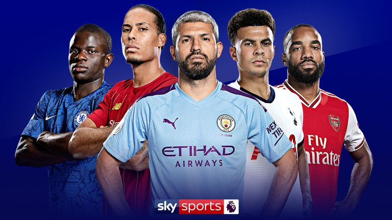 Your new football season with Sky Sports