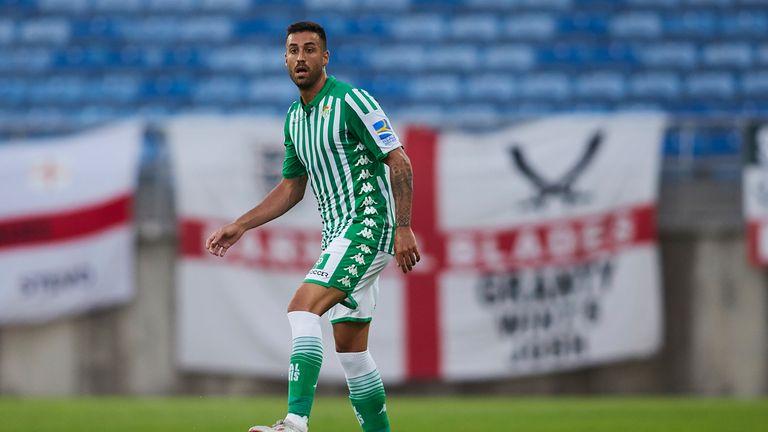 Victor Camarasa Real Betis