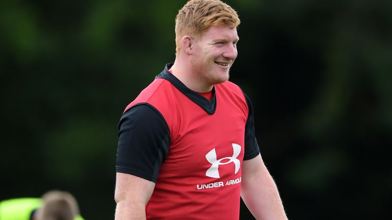 Rhys Carre is heading back to Cardiff