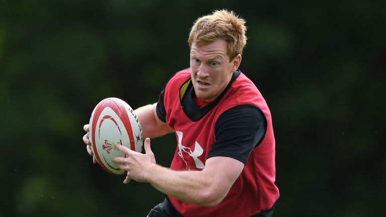 Rhys Patchell is a specialist fly-half who had an injury ravaged 2018/19 season