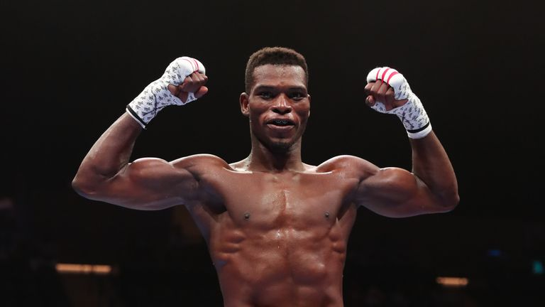 IBF champion Richard Commey has won 26 of his 29 fights by knockout