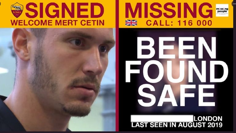How Roma's Twitter campaign helped find a missing London teenager
