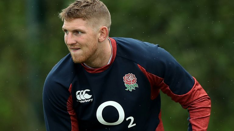 Ruaridh McConnochie's fitness in doubt for England's trip to Cardiff