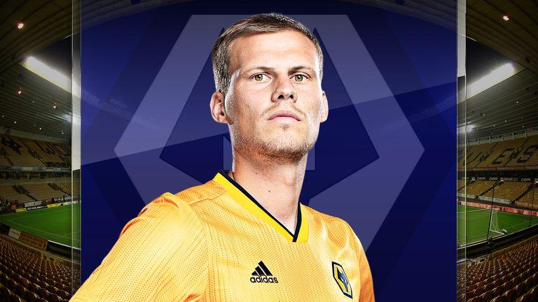 Wolves defender Ryan Bennett
