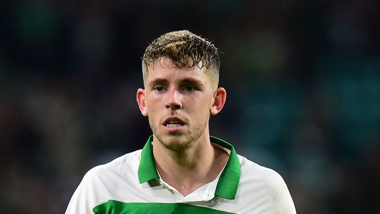 Ryan Christie earned Celtic a point at Rennes last time out