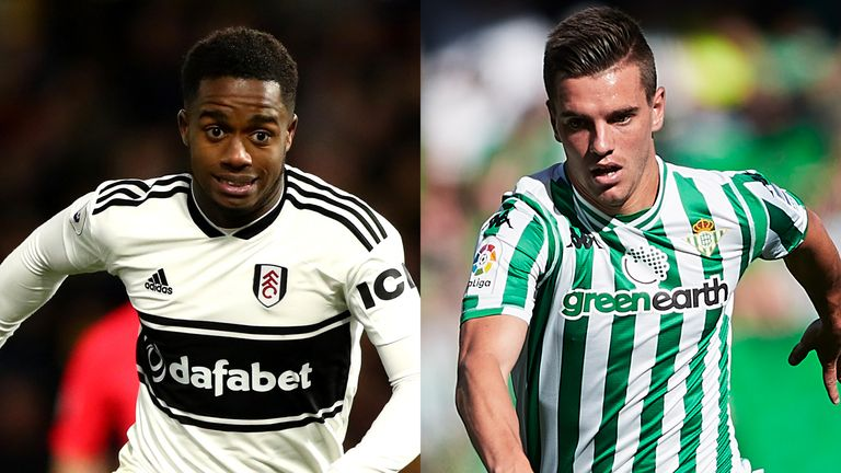 Tottenham secured the signings of Ryan Sessegnon and Giovani Lo Celso on Deadline Day