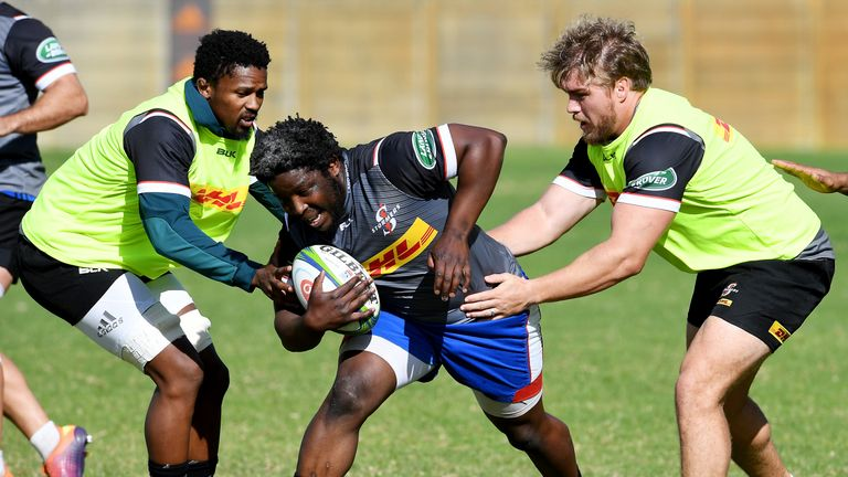 Scarra Ntubeni could make his Test debut for South Africa on Saturday
