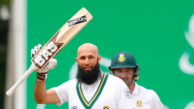 Hashim Amla is South Africa's second-highest Test run-scorer of all time, behind only Jacques Kallis