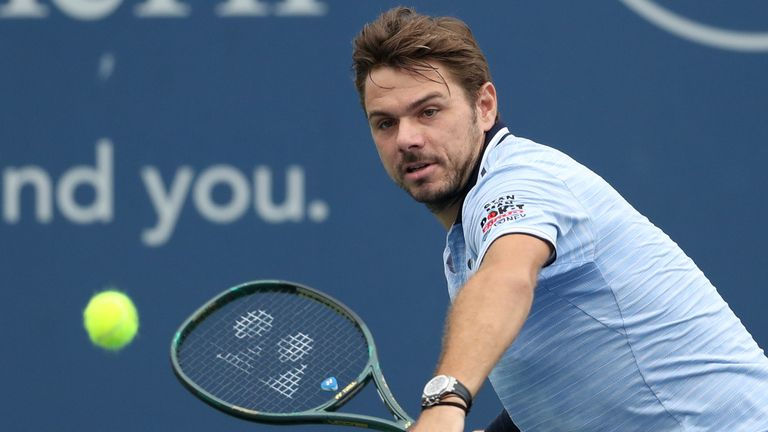 Stan Wawrinka made it five victories in a row against Grigor Dimitrov