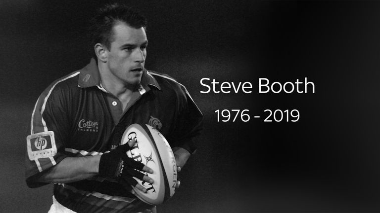 Steve Booth has died aged 42