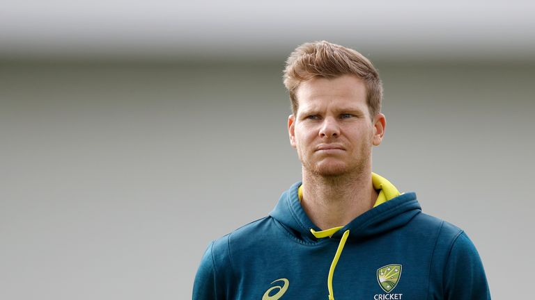 Steve Smith is set to play at Old Trafford after having missed the Headingley Test with a delayed concussion