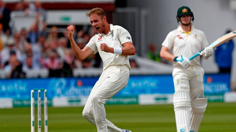 Stuart Broad says Ben Stokes' match-winning innings at Headingley has shifted the momentum towards England.
