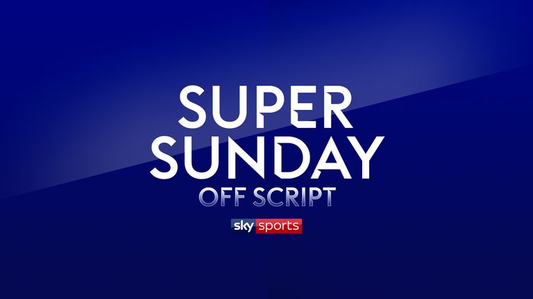 Super Sunday Off Script