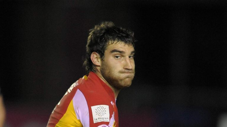 Catalans' half-back Thomas Bosc produced a moment of magic in Perpignan back in 2009 when the Dragons faced Harlequins