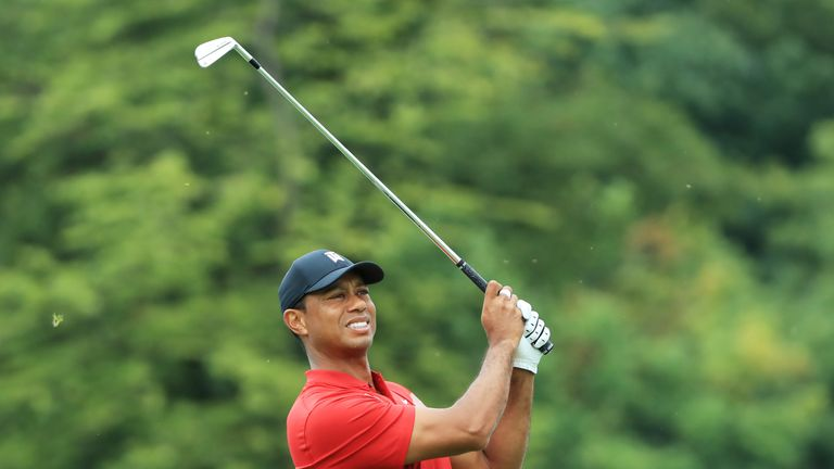 Woods has since gone on to win the Masters, leaving him one short of Sam Snead's record of 82 PGA Tour titles
