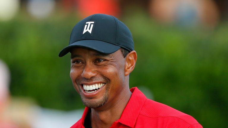 Woods has made 12 competitive appearances in 2019, registering four top-10s