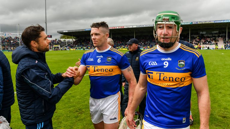 The older guard have steered Tipp through the season