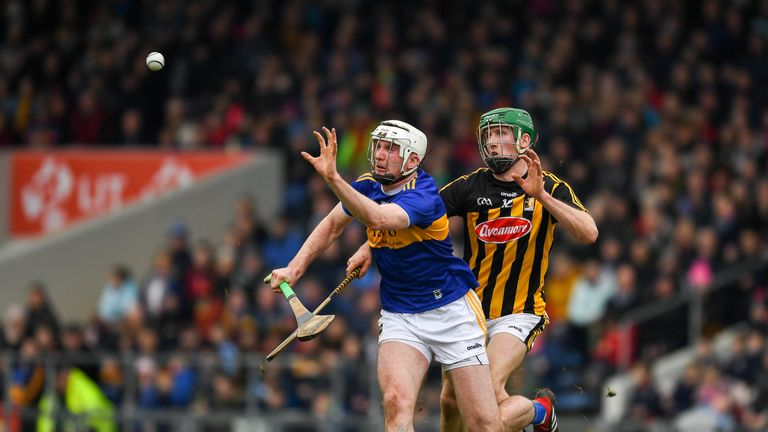 Seamus Kennedy is preparing for his second All-Ireland hurling final on Sunday