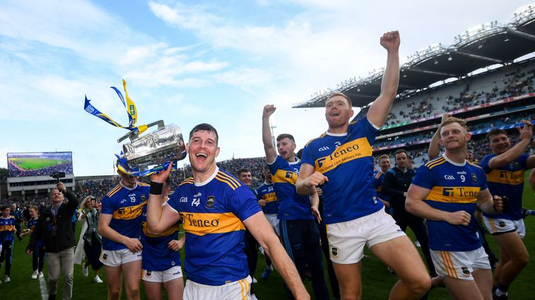 Tipperary captured their third All-Ireland title in a decade