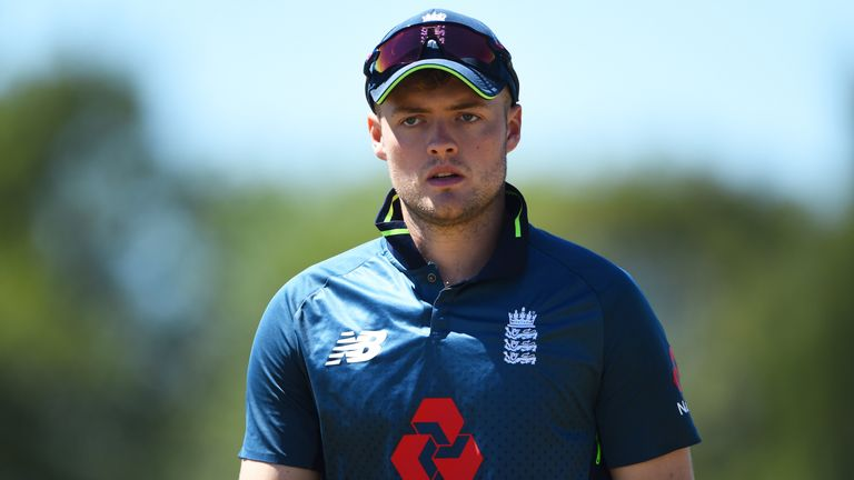 Middlesex's Tom Helm has been a regular feature in recent England Lions squads