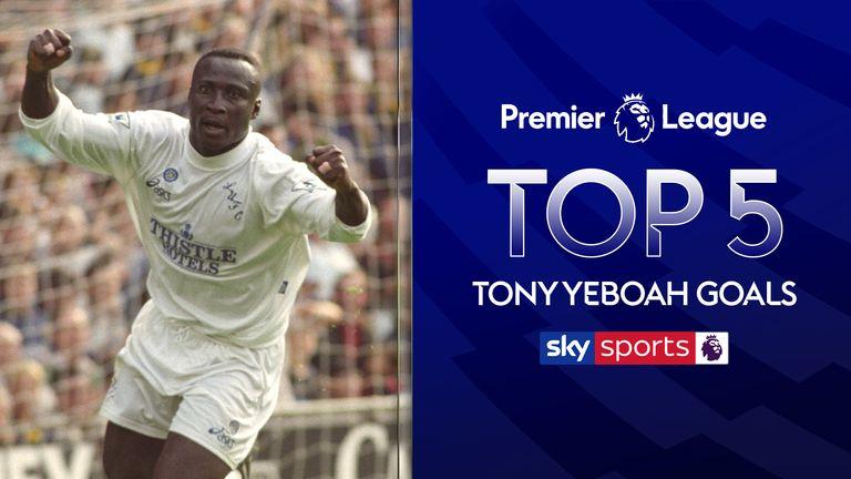 Tony Yeboah's Greatest Goals