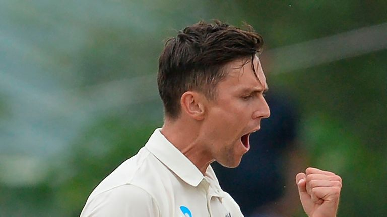 Trent Boult, New Zealand, Colombo, 2nd Test